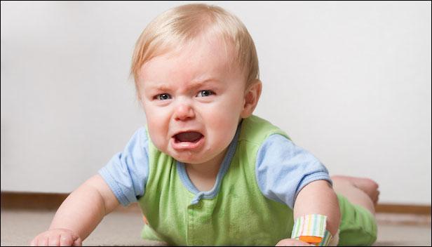 Ensuite, viennent les gloussements et les rires. Un bébé rit environ 300 fois par jour. Autour de 18 mois, il fait la plus grande découverte de sa vie, il se voit et cette conscience du moi débouche sur...