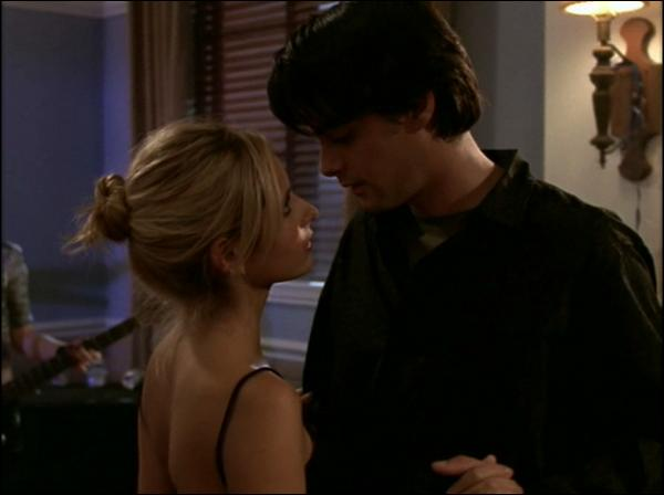 Lors de la saison 4, Buffy a une relation avec Parker. Mais une fois qu'il a passé la nuit avec elle, il lui dit :