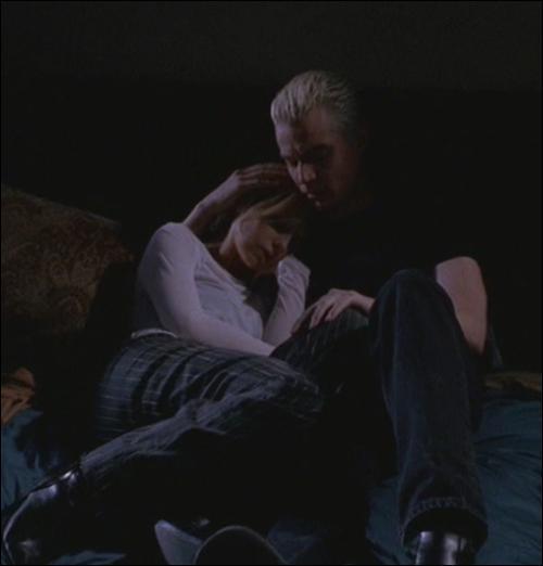 À quel moment Buffy avoue-t-elle à Spike son amour pour lui ?