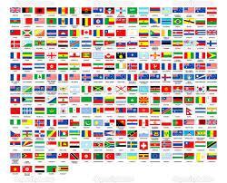 Un drapeau = Un pays
