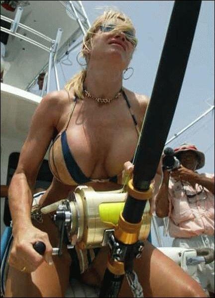 Pour pêcher de très gros poissons, de plus de 300 kg, cet instrument est indispensable !