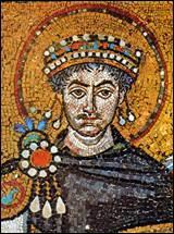 De quelle nationalité était Justinien I, Empereur de Byzance pendant la majeure partie du VIe ?
