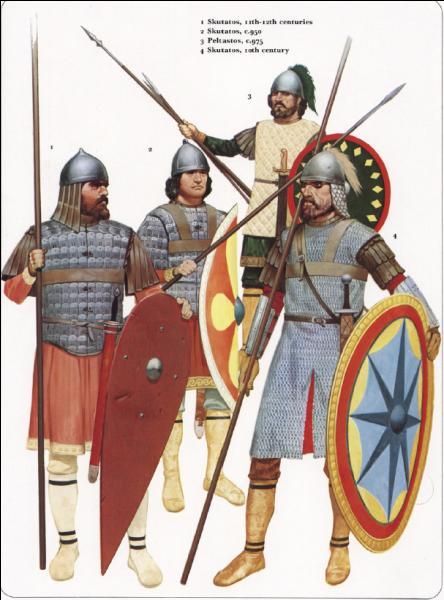 Quel est le personnage historique qui a causé le plus de torts à l'Empire byzantin ?
