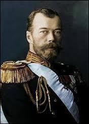 Comment s'appelle le dernier Tsar qui a régné sur la Russie ?