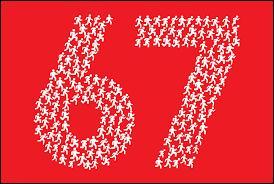 """Quel département français a pour numéro """"67"""" ?"""