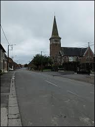 Riencourt-lès-Cagnicourt, dans l'arrondissement d'Arras, elle un village du département ...