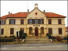 Ville de l'arrondissement de Metz, Augny se situe dans le département ...