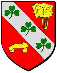 Je vous présente le blason des Ventes. Commune de l'ancienne Haute-Normandie, elle se trouve dans le département ...