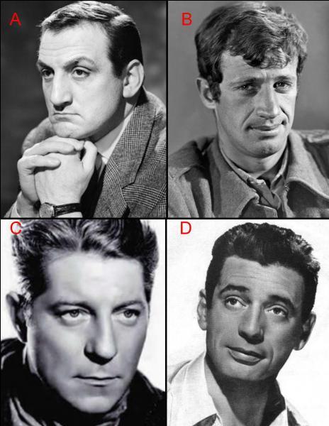 L'acteur qui tient le rôle de Mario dans « Le salaire de la peur », film d'Henri-Georges Clouzot (1953) est représenté en :