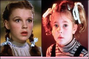 Est-ce que Judy Garland aurait pu tourner un film aux côtés de Drew Barrymore ?
