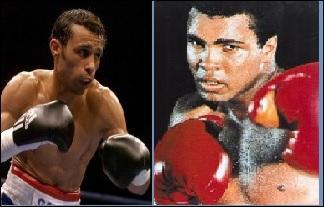 Est-ce que le boxeur Brahim Asloum aurait pu faire un combat amical avec le grand champion Mohammed Ali ?