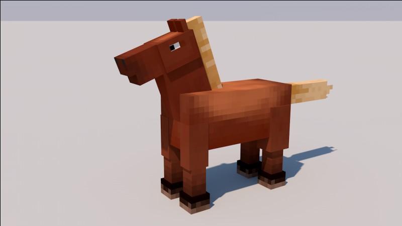 Comment se nomme le cheval ou la jument de Siphano ?