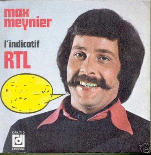 Quel était le titre de l'émission radiophonique destinée aux routiers, animée par Max Meynier dans les années 70 ?