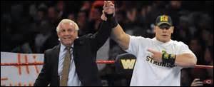 Qui est la personne ayant remporté le plus la ceinture de la WWE ? (12 fois)