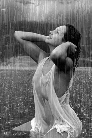 Nymphes symbolisant la pluie. Qui sont-elles ?