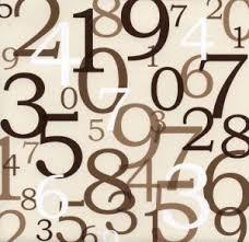 Chiffres, nombres et numéros en pagaille !