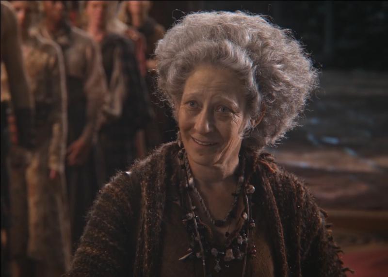 La sorcière de DunBroch menace de transformer les sujets en...