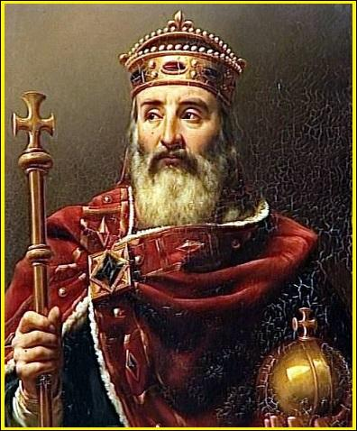 Histoire - Comment s'appelait le petit frère de Charlemagne ?