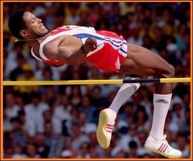 Sport - Quel est le record du monde de saut en hauteur ?