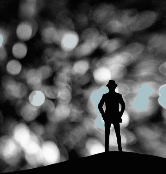 """Qui chantait """" Mais c'était juste une ombre, une silhouette qui ressemble à toi"""" ?"""