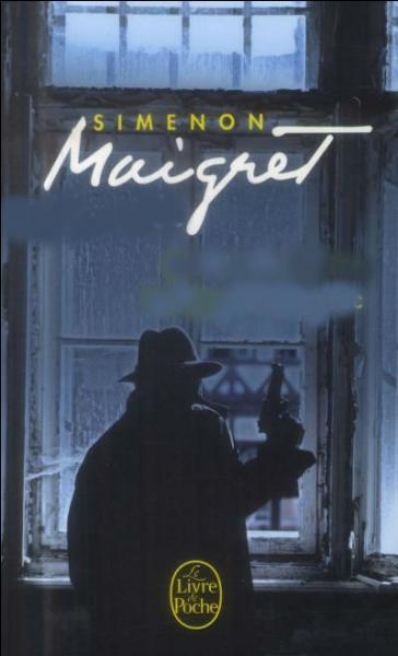 Retrouvez le titre de ce roman de Simenon :