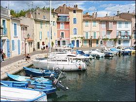 Martigues est une belle ville d'Italie.