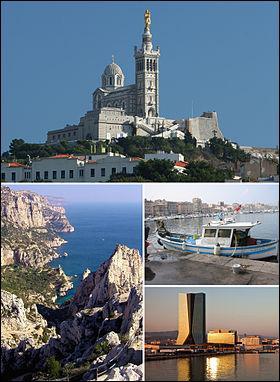 Question bonus : Marseille est dans le Nord de la France.