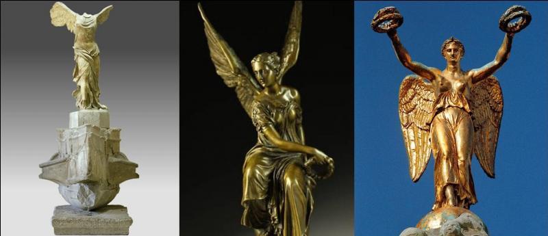 Si je vous dis que cette statue est une « statue nicéphore », il est possible que vous me preniez pour un « fada »… Et pourtant ! Qu'est-ce qu'une statue « nicéphore » ?