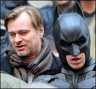 Quel acteur fait partie de la distribution des six derniers films de Christopher Nolan (à gauche sur la photo) ?