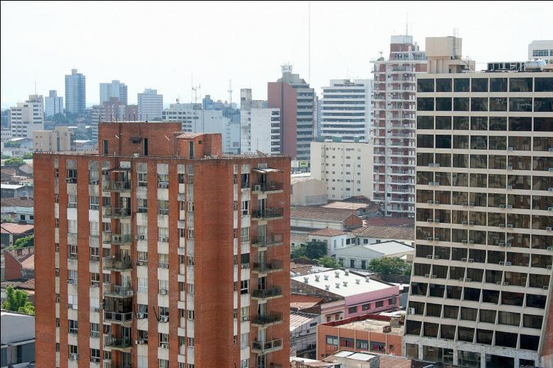 Asunción est la capitale de l'Uruguay.