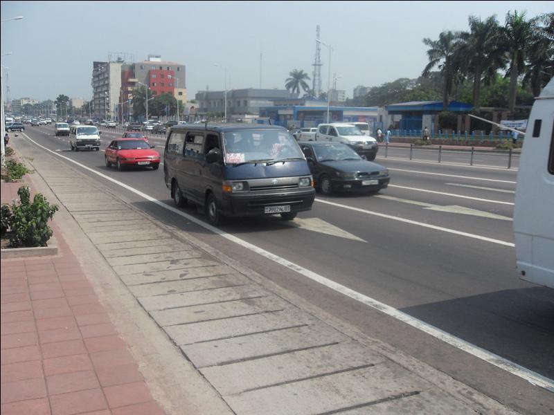 Kinshasa est la capitale de la République du Congo.
