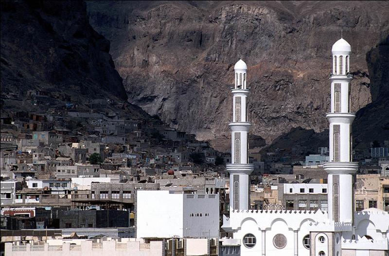 Aden est la capitale du Yémen.