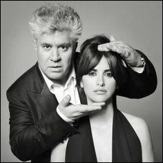 Avec quelle actrice le réalisateur espagnol compte-il déjà six collaborations ?