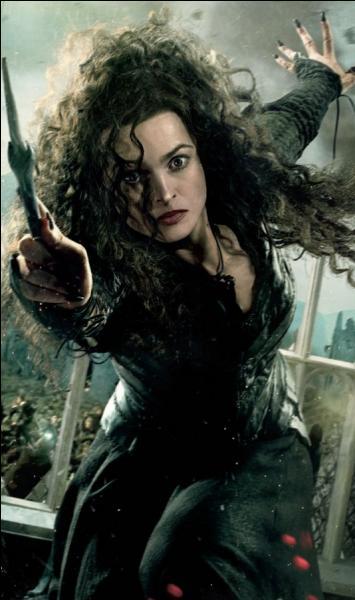Qui a tué Bellatrix ?