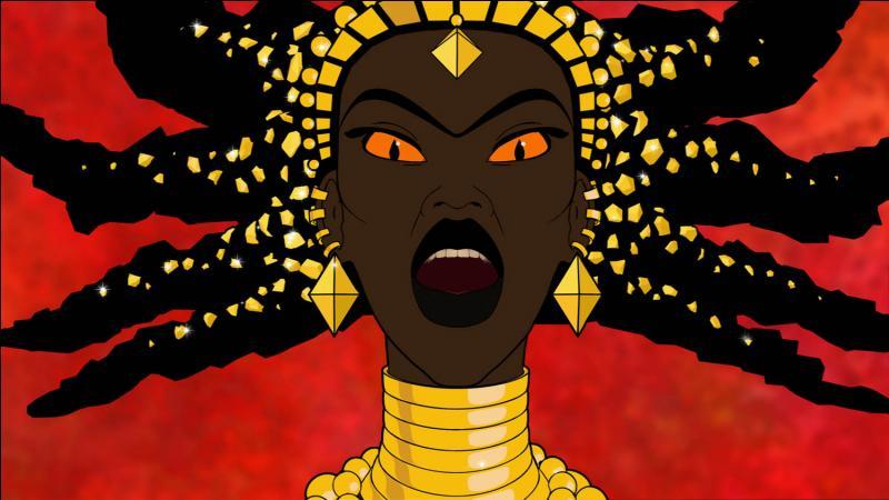 Pourquoi Karaba, la sorcière, est-elle si méchante ?