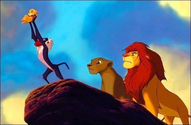 """Quel animal est Scar dans """"Le Roi lion"""" de Disney ?"""