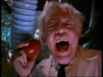 """Quel acteur joue Matt Stevens dans """"Le Retour des tomates tueuses"""", un film burlesque dans lequel des tomates tueuses menacent l'humanité ?"""