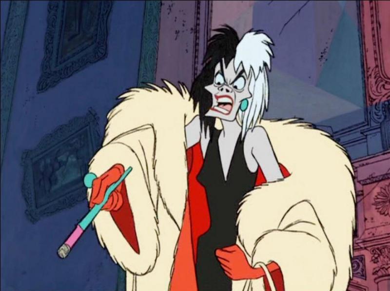 """Quand on appelle sa fille """"Cruella"""", il ne faut pas s'étonner qu'elle veuille dépecer des petits chiots en grandissant. Quelle race de chiens convoite-t-elle ?"""