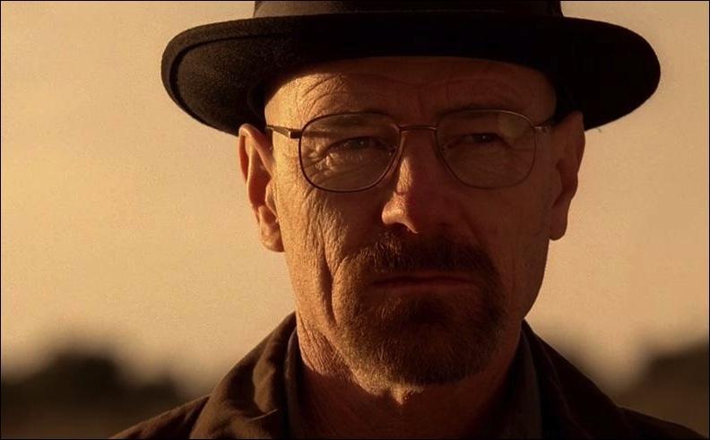 """Quel est le pseudonyme de Walter White dans la série """"Breaking Bad"""" ?"""