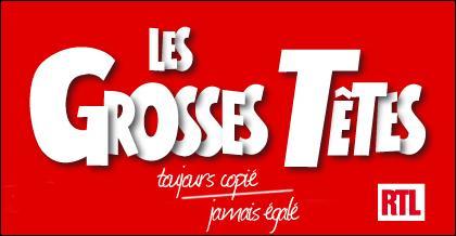 """Qui a animé """"Les Grosses Têtes"""" pendant 37 ans sur RTL ?"""