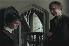 Comment s'appelle le filleul d'Harry Potter ?