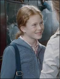 Comment s'appelle la fille de Ron Weasley et Hermione Granger ?