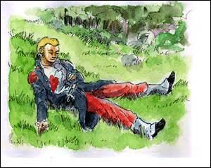 """Qui est mis en scène dans """"Le Dormeur du val"""" d'Arthur Rimbaud ?"""