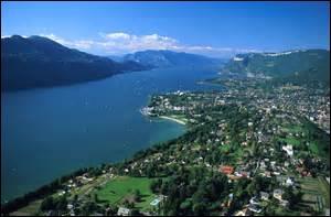 """A quel plan d'eau fait référence Alphonse de Lamartine dans le poème """"Le Lac"""" ?"""
