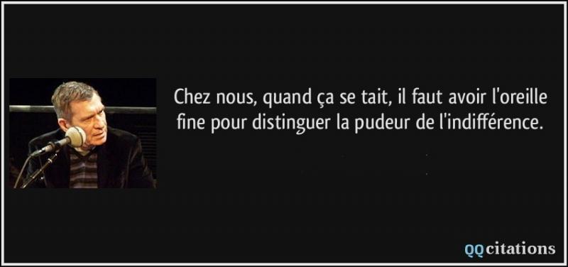 """Cet écrivain et pilier du """"Masque et la plume"""" donna 5 651 chroniques matinales et réjouissantes sur France Culture. Son nom est l'homonyme d'une ville de la banlieue bordelaise. Alors ?"""
