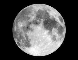 La Lune est :