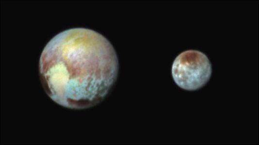 Pluton est-elle considérée comme une planète ?