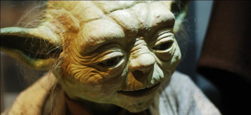 Spock n'est pas disponible. Maître Yoda, qu'en pensez-vous ?