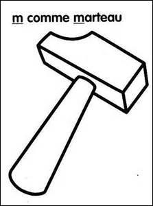 Si j'avais un marteau, je cognerai le jour....(complétez) :
