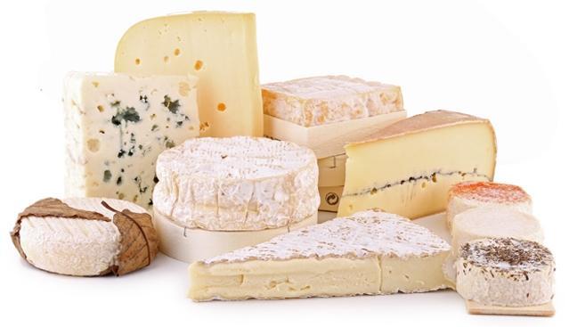 Retrouvez ces fromages